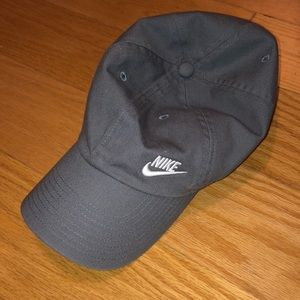 Grey Nike ball cap